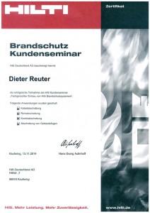 Brandschutz Seminar